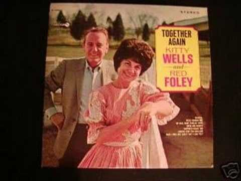 ONE BY ONE by RED FOLEY & KITTY WELLS http://youtu.be/RXiImWJDdwA