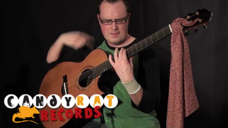 Antoine Dufour - These Moments - solo guitar