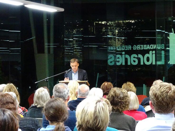 Graeme Simsion, 14 May 2015