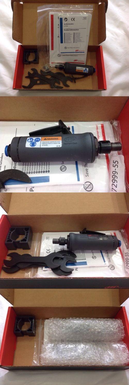 Grinders 75676: New Ingersoll Rand G1h250rg4 Straight Die Grinder 25,000 Rpm -> BUY IT NOW ONLY: $320 on eBay!