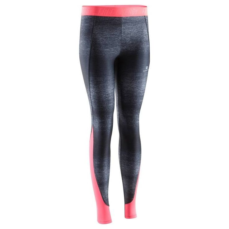 Fitness Fitness, musculation - Legging fitness ENERGY + DOMYOS - Vêtements fitness cardio