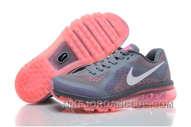 http://www.nikejordanclub.com/cheap-nike-air-max-2014-womens-running-shoes-on-sale-grey-white-pink-87meq.html CHEAP NIKE AIR MAX 2014 WOMENS RUNNING SHOES ON SALE GREY WHITE PINK 87MEQ Only $96.00 , Free Shipping!