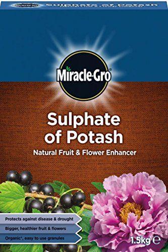 sulfato potasio para plantas