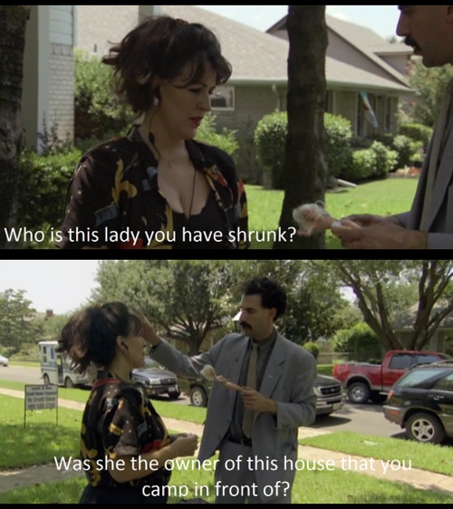 Borat Gypsy Meme 74 best images about B...