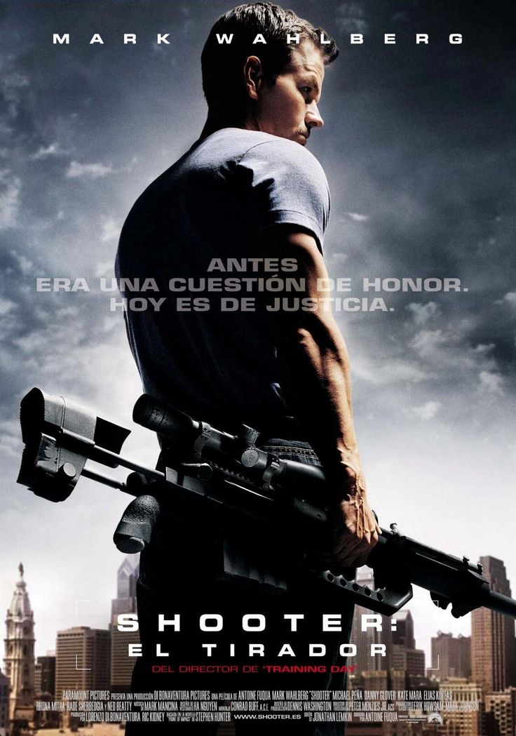 2007 - Shooter: El tirador - Shooter - tt0822854