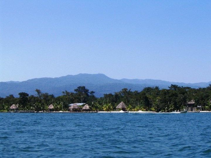 My Homeland: Puerto Barrios, Guatemala.