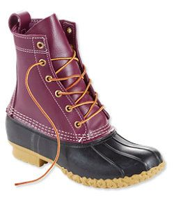 """#LLBean: Women's L.L.Bean Boots, 8"""""""