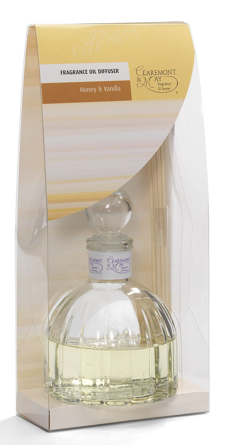 This beautifully designed reed diffuser is supplied with ten natural reeds that draw up the fragrance to disperse throughout the home. The fragrance oil is alcohol-free and of premium quality for superior performance.