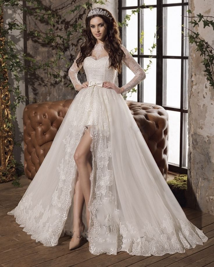 Find More Wedding Dresses Information About Bealegantom New Sexy Full Lace A Line 2017