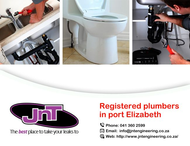 Plumbers services in port Elizabeth, when you require it done well! We give quick and successful plumbing solutions.See more detail here-http://jntengineering.Co.Za/. #PlumbingServicesCapeTown