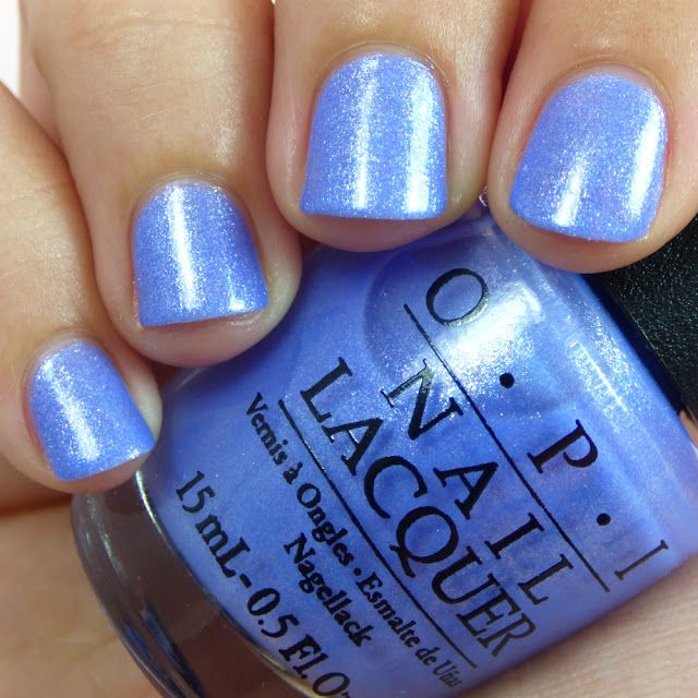 Nail Juice: OPI New Orleans 2016 Collection - Show Us Your Tips shade