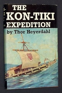 an analysis of the book kon tiki by thor heyerdahl Kon-tiki: across the pacific by raft by heyerdahl, thor and karl jettmar and a great selection of similar used, new and collectible books available now at abebookscom.