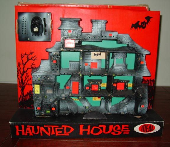 Haunted House Browser Game