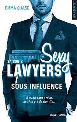 Les Reines de la Nuit: Sexy Lawyers Saison 2 - Sous influence d' Emma Cha...