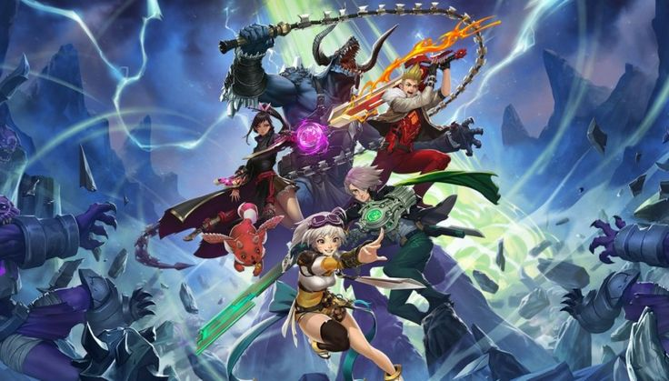 Epic Games reveals mobile-PC RPG game Battle Breakers