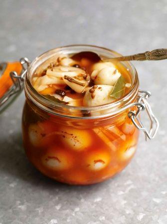 Pickled Quail Eggs | Eggs Recipes | Jamie Oliver