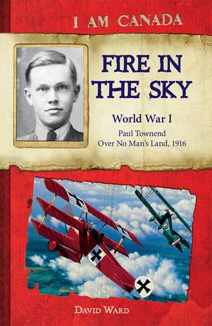 F WAR Fire in the Sky: World War I, Paul Townend, Over No Man's Land, 1916. Paul Townend has wanted to be a pilot ever since he saw his first plane. So as soon as he turns nineteen, he leaves his farm near Winnipeg to join the Royal Naval Air Service. Within months of enlisting, he is engaging in dogfights over France and the English Channel, including a skirmish with the infamous Red Baron.