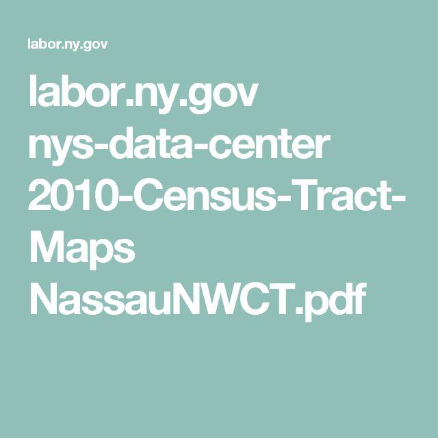 labor.ny.gov nys-data-center 2010-Census-Tract-Maps NassauNWCT.pdf