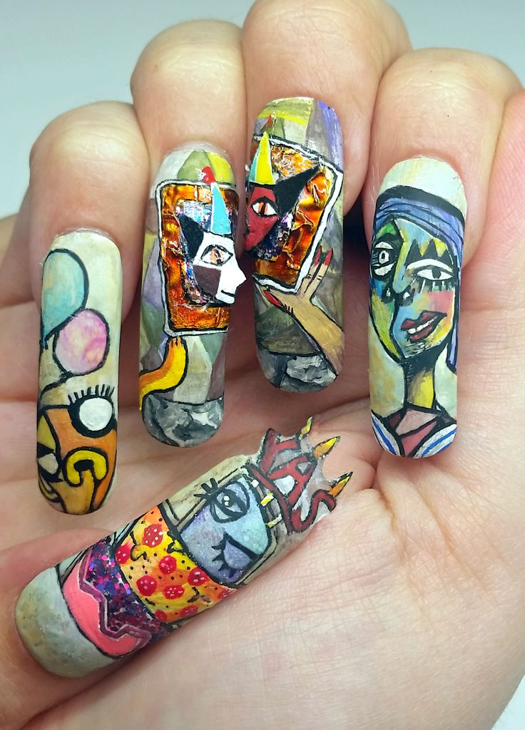 373 best NailedIt images on Pinterest | Long nails, Nail scissors ...