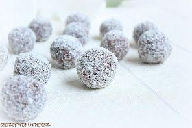 Rezepte mit Herz: Schokokugeln ♡ Chokladbollar aus Schweden