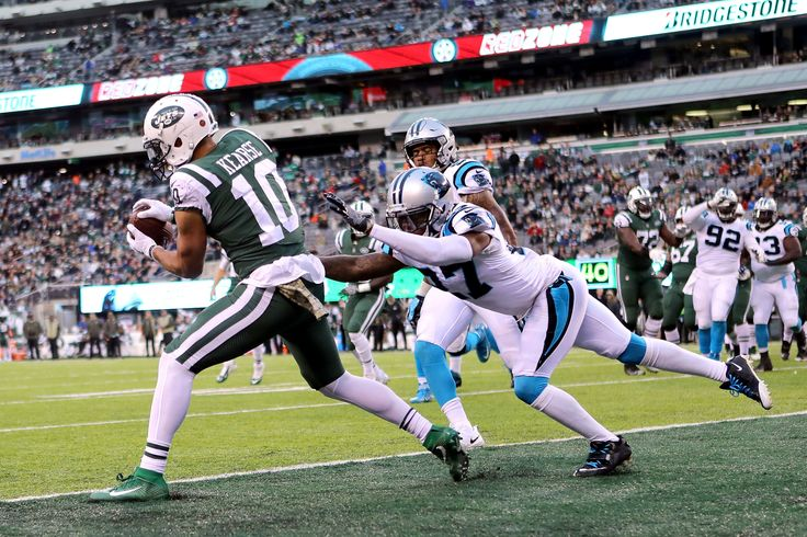 New York Jets: Report Card vs. Panthers in Week 12