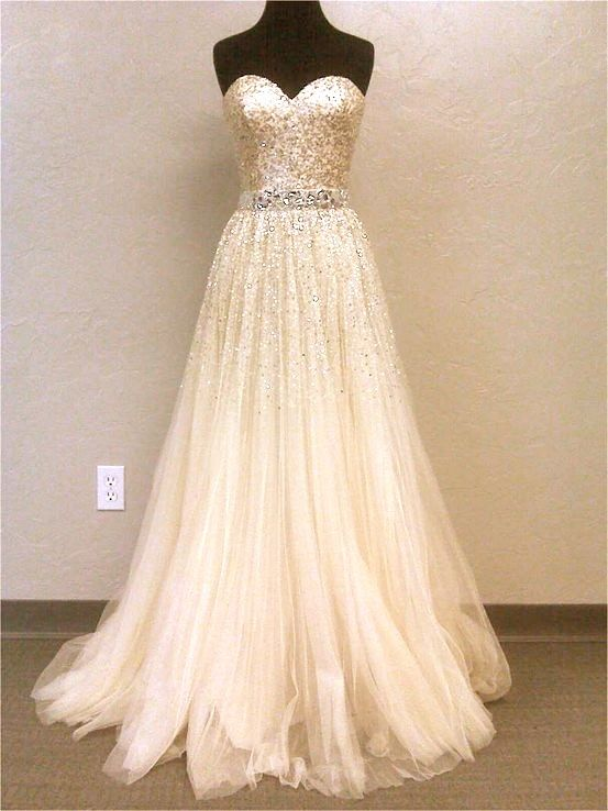If i could choose a gown for the ceremony and a gown for the reception, this would definitely be great for the reception!