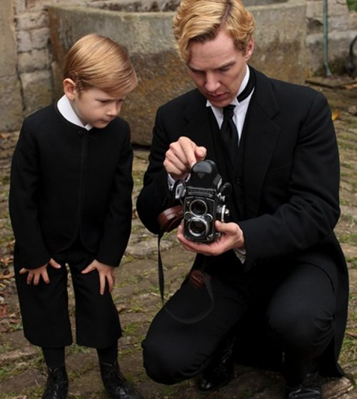 Benedict Cumberbatch (Christopher Tietjens) & Misha Handley (Michael) - Parade's End (TV-Series, 2012) #fordmadoxford