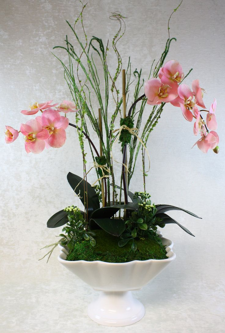 silk flower arrangements for valentines day