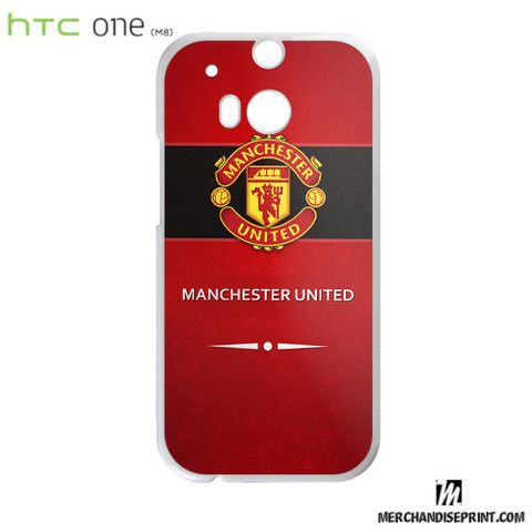 The Red Devils Manchester United English Premeire League HTC One M8 Case
