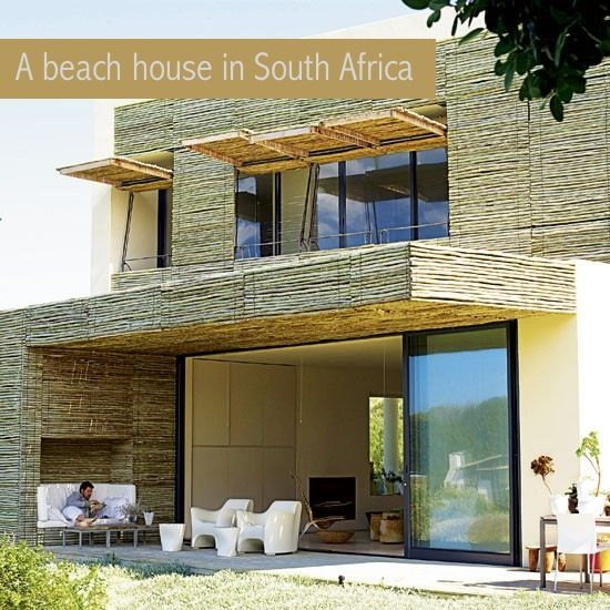 French By Design A Beach House In South Africa