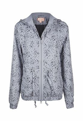 L'urv Leopard Lunar Jacket - $229.00 - It might become obvious you wear your lunar womens jacket everywhere but that is because it looks amazing with everything. #fireandshine #ethical #Lurv #yoga #fashion #activewear #loungewear #barre #hiit #circuit #getthelook #style