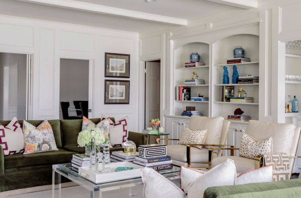 Project Reveal: A Neo-Traditional Living Room (La Dolce Vita)