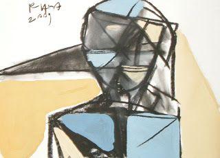 ROMAN LASA ARTIST: PORTRAIT
