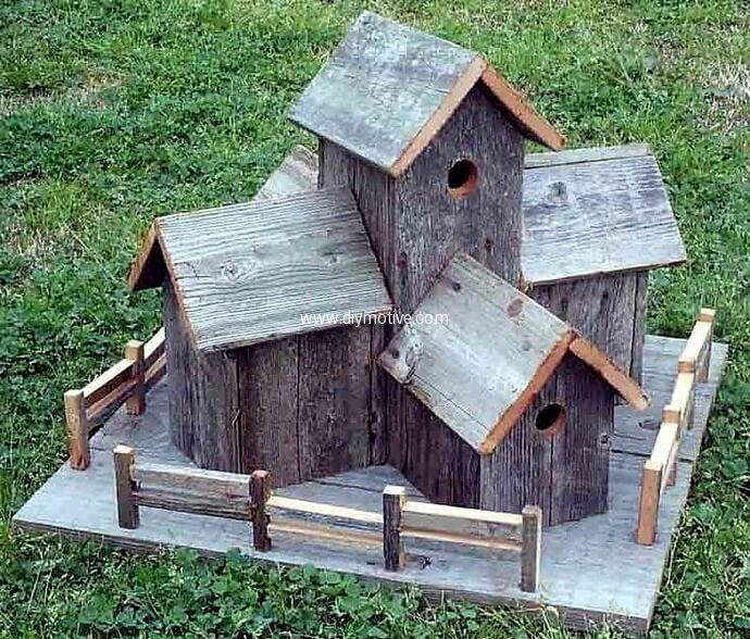 birdhouse ideas 15