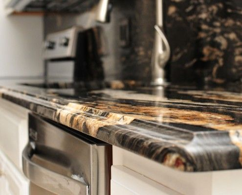 Ogee Granite Countertop Edge Profile Granite Countertop