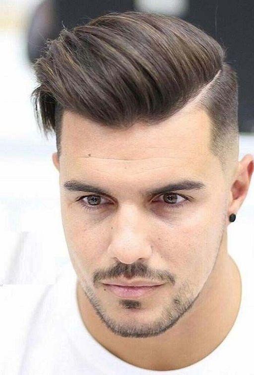 pin men's haircuts 2018