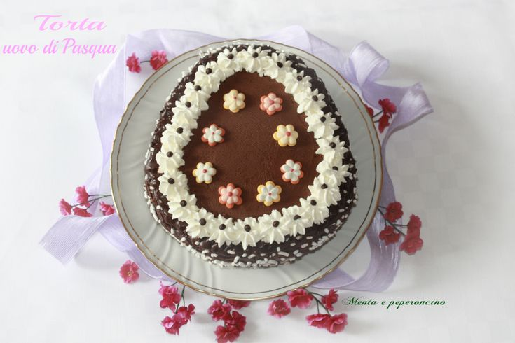 """Torta uovo di Pasqua con questa ricetta partecipo al contest di """"CuciAmO"""", se vi piace la mia ricetta potete votarla QUI----https://www.facebook.com/cuciniamo.mammeonline/?fref=ts.."""