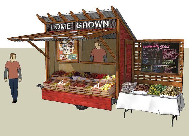 Market Stand Designs : Best vegetable stand ideas on pinterest farm