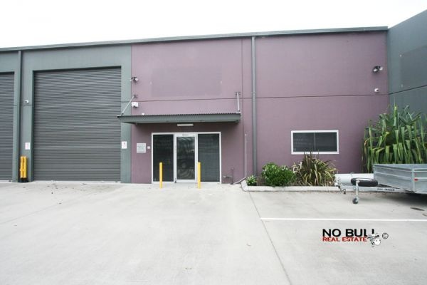 MODERN INDUSTRIAL UNIT WITH FITOUT     Located in a convenient complex is this modern industrial/commercial shed. The unit is approximately 147 square metres in size, with a mezzanine level...     $260,000 more