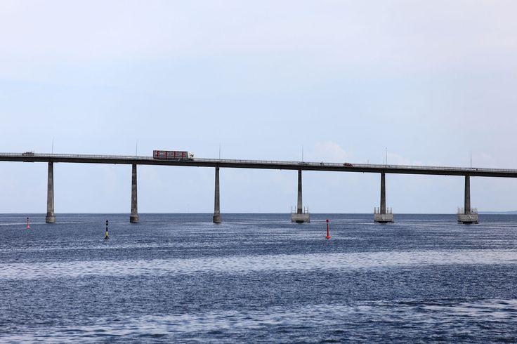 The Bridge to Langeland Foto & Bild | World, Scandinavia, Denmark Bilder auf fotocommunity