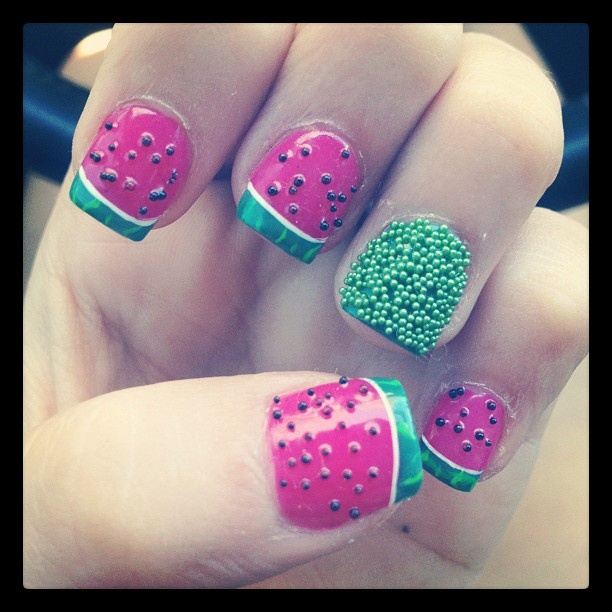 19 best Caviar nails images on Pinterest | Pretty nails, Cute nails ...