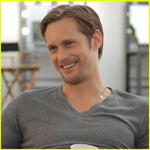 men who could be considered for the Christian Grey Part in the movie Alexander Skarsgard