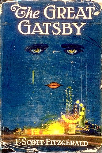 The originalWorth Reading, The Great Gatsby,  Dust Jackets, Book Worth, Scott Fitzgerald, Book Covers, Favorite Book,  Dust Covers, Book Jackets