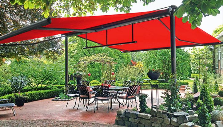 Markilux Awnings | Free Standing | Syncra Fix