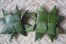 Art idea for Matariki ~ Craft Matariki Flax Stars