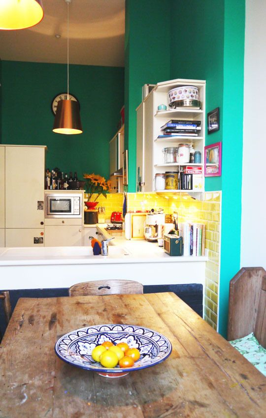 A Quirky, Kitschy Scottish Kitchen — Kitchen Spotlight
