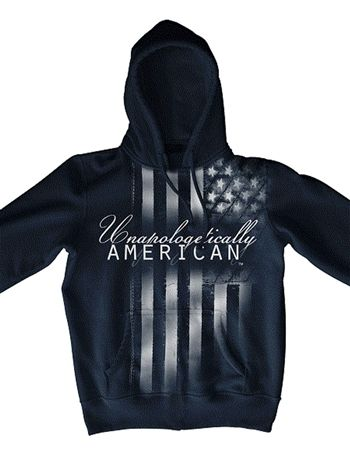 Unapologetically American Flag Hooded Sweatshirt · Hooded SweatshirtsAmerican  ...