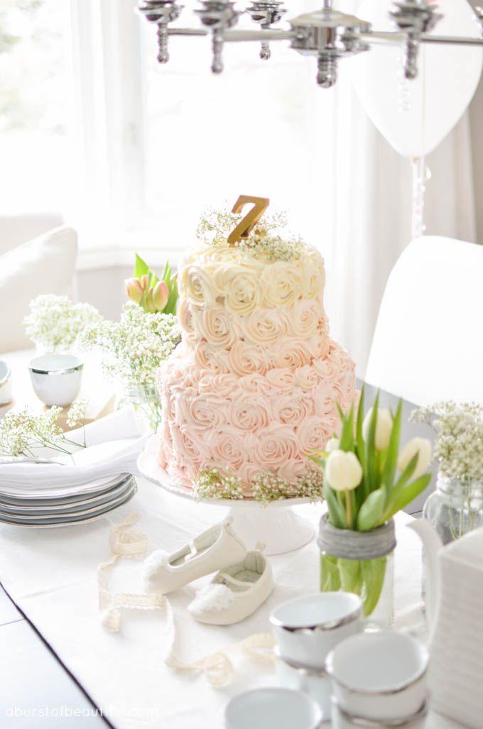 Cake Decorating Rosettes : Best 20+ Rosette Cake Tutorial ideas on Pinterest ...