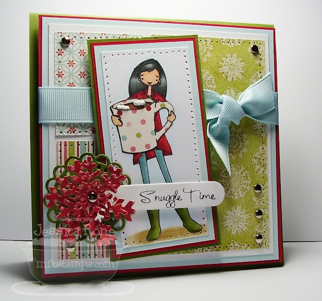 Cocoa Cutie: Christmas Cards, Cards Ideas, Art Scrapbook, Jessie Rone, Creative Challenges, Cards Holders, Paper Artscrapbook, Crafts Inspiration, Cards Inspiration