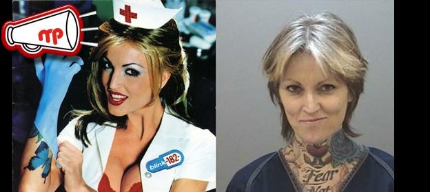 L'infirmière d'Enema of The State... aujourd'hui !
